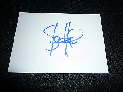 STEVE HOOKER signed Autogramm 10x15 In Person OLYMPIA Gold Stabhochsprung