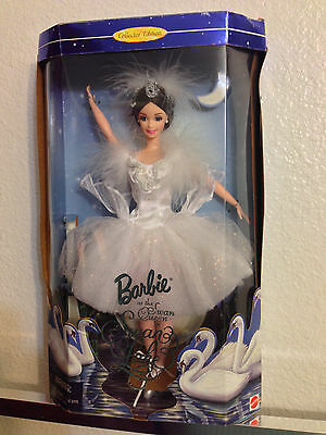 Collectors Edition Barbie As The Swan Queen The Swan Lake Classic Ballet Series