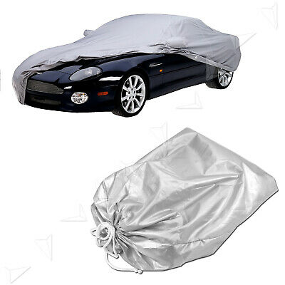 4.2M  Small Size SUN  Dust Rain Resistant Outdoor Car Cover Breathable