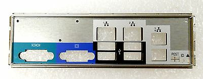 Intel AS2600COIOS I/O Shield Spare. New Bulk Packaging