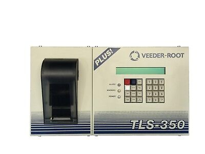 Veeder-Root Gilbarco TLS-350 Plus Console with 4-Input Probe Module & Printer