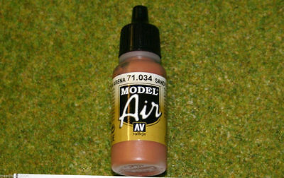 Airbrushing Supplies Mud Brown Val037 Latest Technology Airbrush Paint Vallejo Model Air