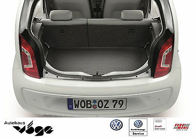 Original Volkswagen VW UP! Ladekannten Schutz / transparent 1S0061197