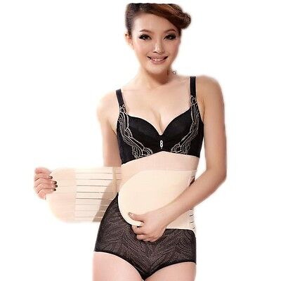 Postpartum Corset Recovery Tummy Belly Waist support Belt Shaper Slimming Body T