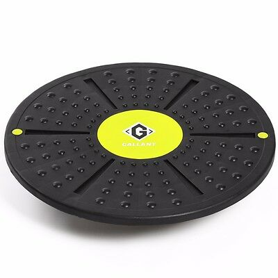 Gallant Balance Wobble Board 40cm Rehabilitation Fitness Exercise Training Yoga