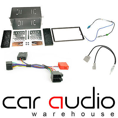 Kia Magentis 2005 On Car Stereo D/Din Fascia Steering & Wheel Interface CTKKI10