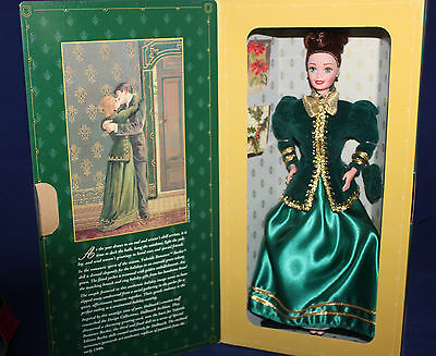1996 Barbie Yuletide Romance Special Edition Collector Doll