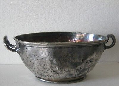 Rare Antique 1920 Shelburne Gorham Silverplate Bowl - GMCO EP 03566 - 40 oz