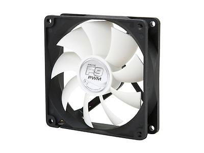 ARCTIC F9 PWM Fluid Dynamic Bearing Case Fan, 92mm PWM Speed Control,  43CFM at