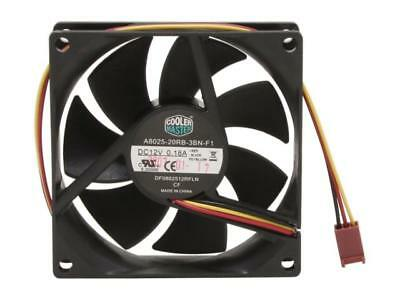 Cooler Master Rifle Bearing 80mm Silent Cooling Fan for Computer Cases and CPU C