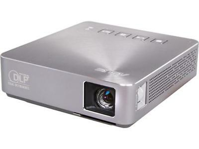 Asus S1 Silver Portable LED Projector, 854 x 480, 1000:1, 200 ANSI Lumens, HDMI&