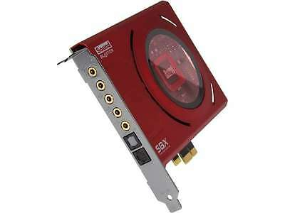 Creative Sound Blaster Z PCIe 116dB SNR Gaming Sound Card with 600ohm Headphone