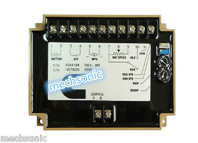 3062322 Electronic Engine Speed Controller/governor for generator USG