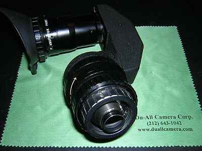 P.Angenieux Paris Fully Orientable Viewfinder for use with Eclair NPR ACL CP-16