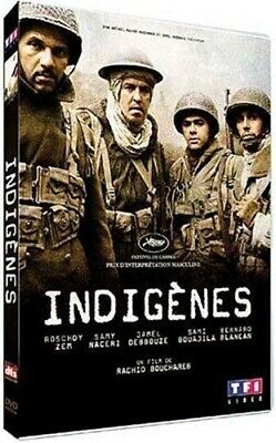Indigenes  - Dvd Region/Zone 2 Viewed Once