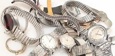 Steampunk Watches   Watch Parts, Large Lot