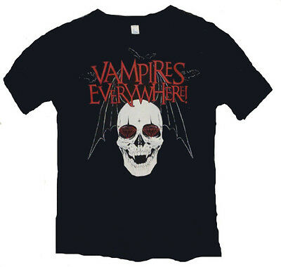 VAMPIRES EVERYWHERE-horror punk,metal,gothic, merch band t-shirt,sizes M,L