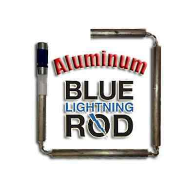 Blue Lightning Aluminum / Zinc Flexible Anode Rods, Nipple Type, 42""