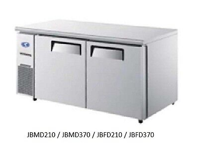Commercial Under Bench Fridges - Two Door Under Counter Fridge
