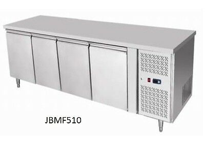 Commercial Under Bench Fridges - Four Door Under Counter Fridge