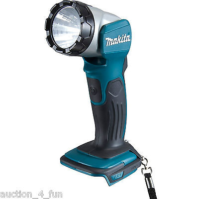 NEW Makita LXLM04 Cordless LED dml802 Flashlight, Requires Battery, Not Included