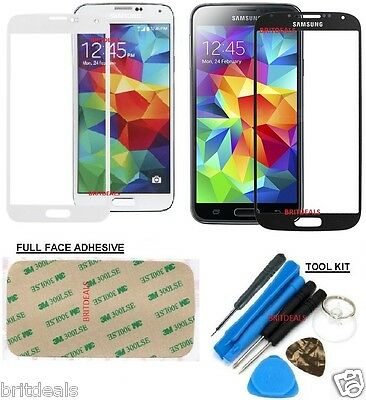 Genuine Glass Front Replacement Screen For Samsung Galaxy Note 2 3 S5 S3 S4 Mini