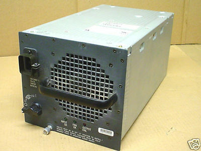 Sony APS-122 Cisco Systems 6500 6506 6509 Catalyst 1300W Power Supply 34-0918-02