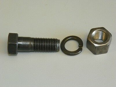Agric Rotocultivator Replacement Tine Bolt's AL - AFMJ Series Set 0f 10