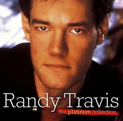 Randy Travis The Platinum Collection Cd (Greatest Hits)