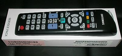 Samsung Television Remote Control Part Number BN59-00865A BRAND NEW GENUINE