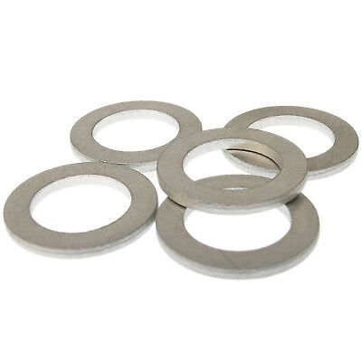 Triumph Speed Triple Daytona Tiger Sprint 5(FIVE) SUMP WASHERS T3550605 SW30X5
