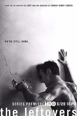 """The Leftovers Poster TV series Art Silk Wall Posters Decor Prints 24x36"""" TLO2"""