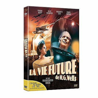 Dvd La Vie Future Edition Remasterisee  Neuf Direct Editeur