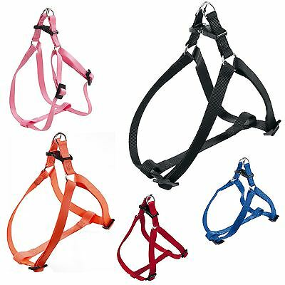 Ferplast Easy Adjustable Dog Pet Harness Sizes & Colours Pets Animal Puppy