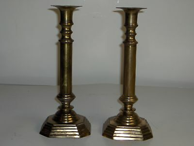 VINTAGE PAIR CANDLE HOLDER