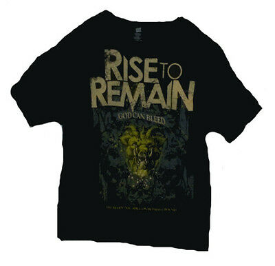 RISE TO REMAIN-heavy metal metalcore merchandising band t-shirt,sizes L, XL