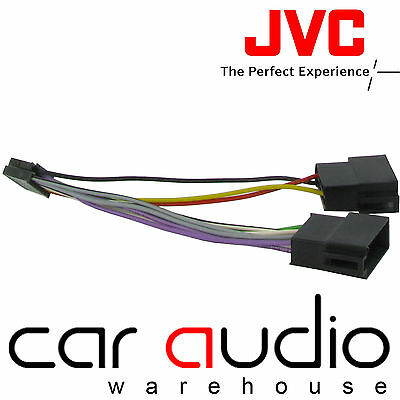 JVC 16 PIN ISO Wiring Harness Connector Adaptor Lead Cable ...  Pin Wiring Harness For Car Radio on car stereo wiring in rv, car radio power supply, car radio trim ring, car fuse box diagram, car radio speaker, car stereo harness, car trailer wiring harness, car wiring harness kits, car stereo wiring colors,