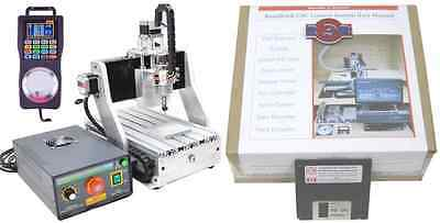 CNC Software Stepper Motor 4 Axis ROUTER 3020 G-CODE 4D Software RoutBot