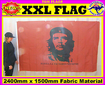 Ernesto CHE GUEVARA flag for house wall pole sports event man woman cave