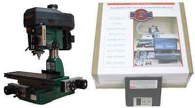 CNC Software Stepper Motor 3 Axis ROUTER 9100 G-CODE 4D Software RoutBot