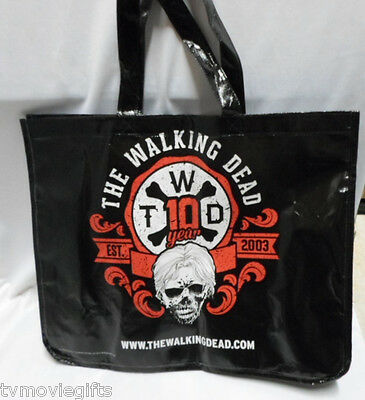The Walking Dead / Skybound Tote Bag SDCC 2014 Exclusive New
