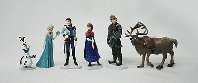 Disney Frozen 6-piece Figure Set