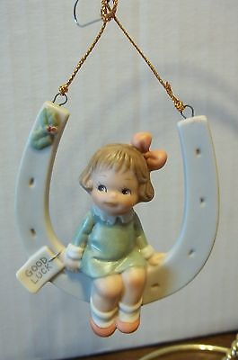 Memories of Yesterday Ornament * Lucky You * Christmas Ornament - MIB