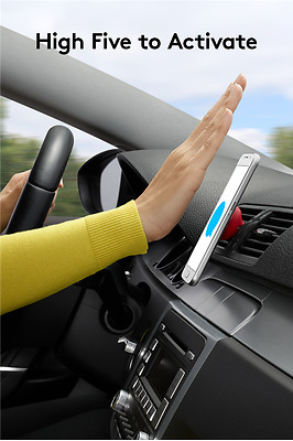 Logitech Wireless Bluetooth Voice Control  Car Hands-Free For All Andriod Phones