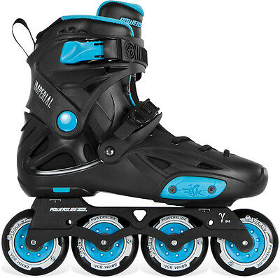 Powerslide FSK Imperial blue! Freeskates