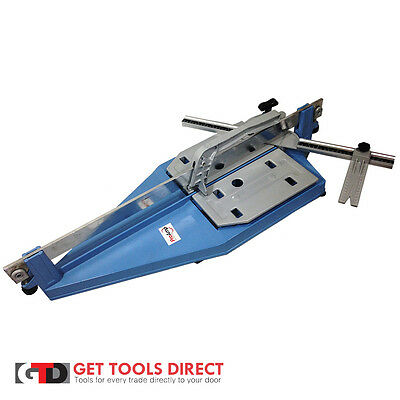 New Proamp  Heavy Duty Professional 620mm Tile Cutter Trade Tough 8102B