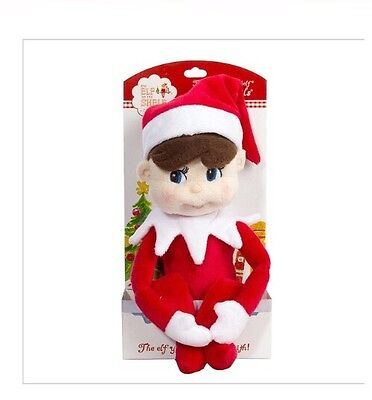 The Elf on the Shelf: Plushee Pals 19 Inch Boy Elf Light Skin Brand New