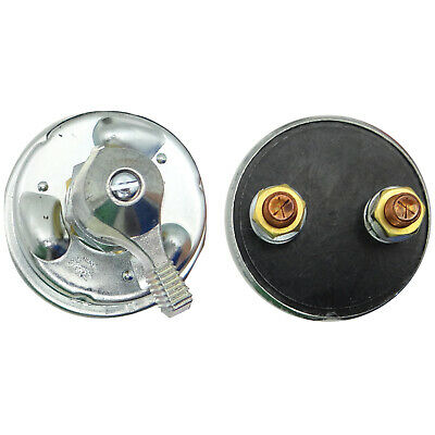 Moroso 74100 Switch Battery Disconnect Qty Of 1 125 Amps Twist Style