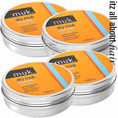 Muk Dry Muk 95g X 4 Pack. Genuine Products. Authorised Seller