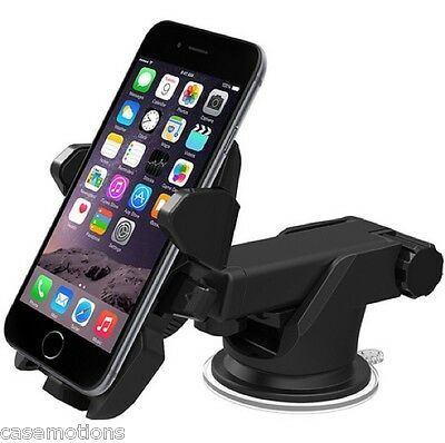 iOttie Easy One Touch 2 Car Mount Holder for iPhone 7 6/6S Plus, Galaxy Note 7